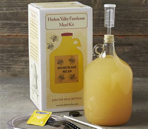 best honey for mead honey wine mead kit hiconsumption
