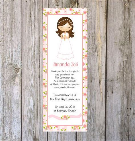 printable baptism bookmarks 198 best images about communion on pinterest mesas