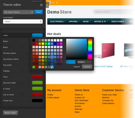 theme creator beta tool cs cart 4 beta is on 171 cs cart blog shopping cart