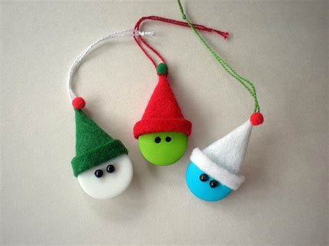 Easy Handmade Ornaments - 25 and creative ornaments for 2015