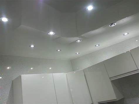 Plastic Ceiling 5 Plain White Decor Cladding Wall Ceiling Panels Pvc