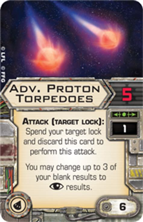 Proton Torpedo by Advanced Proton Torpedoes X Wing Miniatures Wiki