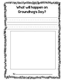 groundhog day essay groundhog day writing prompts and writing on