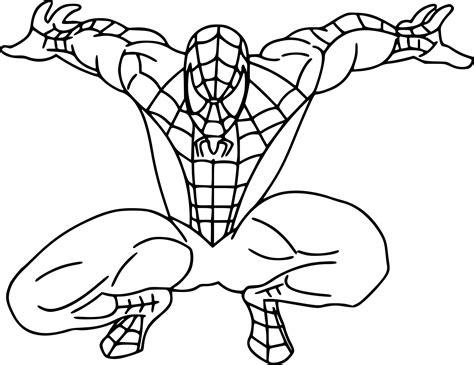 Coloriage Spiderman 4 Dessin 224 Imprimer Sur Coloriages Info