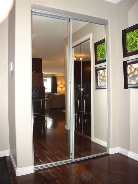 mirrored closet door best 25 mirrored closet doors ideas on mirror door mirror closet doors and