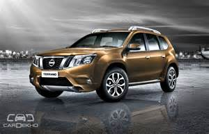 Nissan Terrano 360 View Nissan Introduces Terrano With 6 Speed Amt At Rs 13 75