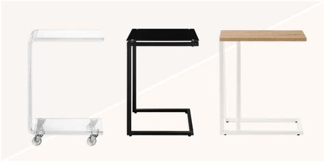 c shaped accent table 10 best c tables for your living room 2018 c shaped end
