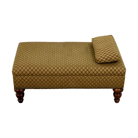 custom ottoman 66 custom transitional brown ottoman chairs