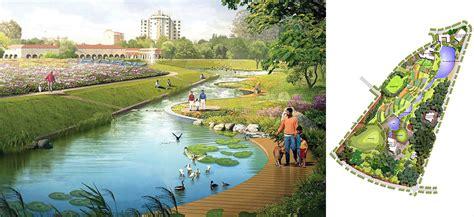 landscape design for ecological park of huambo