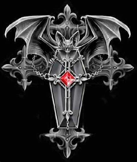 gothic cross tattoo cross cross tattoos high quality photos