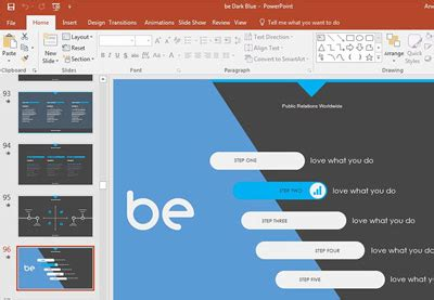 How To Use Powerpoint Ultimate Tutorial Guide Envato Tuts Business Tutorials How To Modify Powerpoint Template