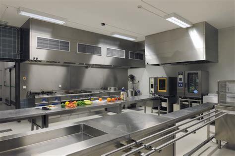 駲uipement de cuisine professionnel grande cuisine de professionnel dewil architectes photo n 176 80