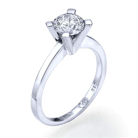 the history of engagement rings chicmags