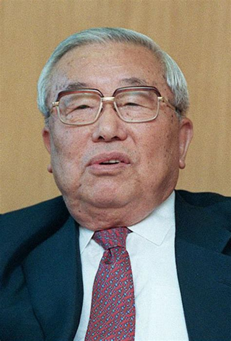 Eiji Toyota Ex Toyota President Dies At 100 The Japan Times