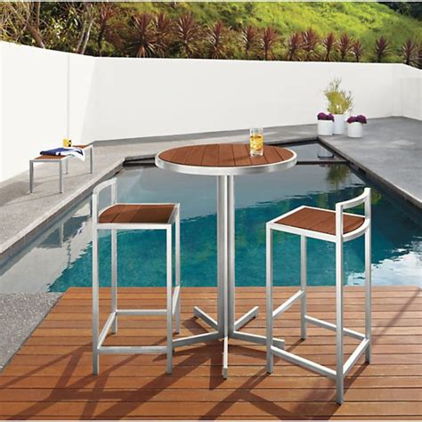 outdoor bar table and stools best 25 bar table ideas on restaurant