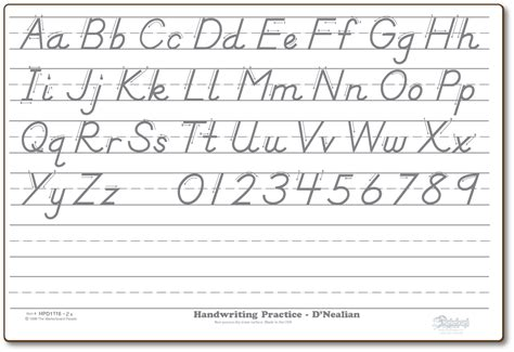 printable handwriting worksheets d nealian free d nealian handwriting worksheets worksheets for all