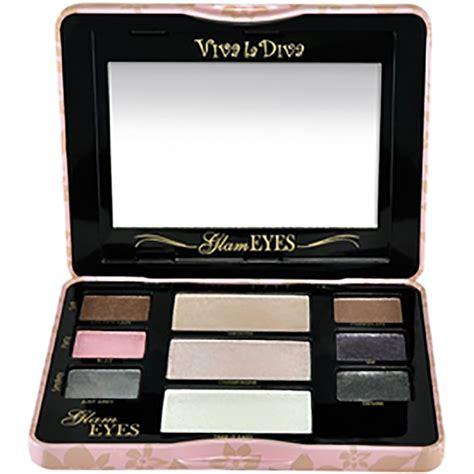 Viva Makeup Kit k 246 p glam 10g viva la 214 gonpaletter fraktfritt nordicfeel