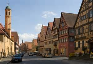 What Is Row Houses - file dinkelsbuehl doktor martin luther strasse sued jpg