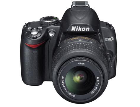 Pasaran Nikon D3000 Second nikon announces d3000 dslr