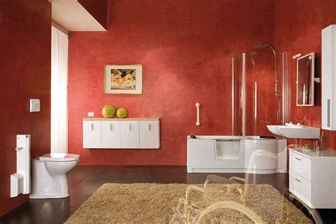 vasche da bagno per disabili prezzi vasche da bagno con docce per disabili e anziani con