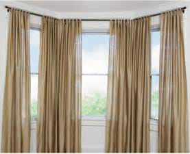 Kitchen Curtains Ideas Modern Curtains For Bay Windows Bay Window Curtains Modern