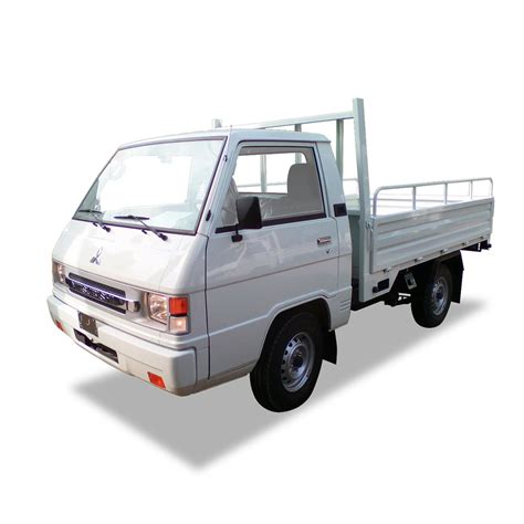Suzuki L300 Mitsubishi L300 With Railings Centro Manufacturing