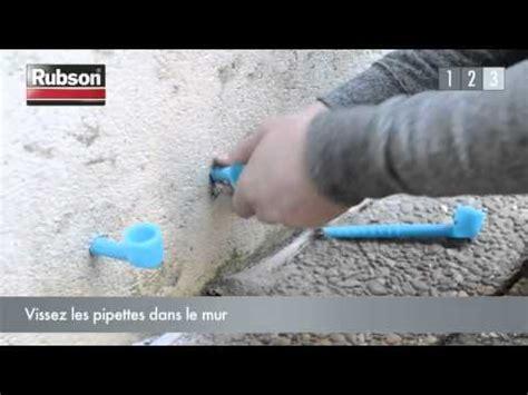 Anti Humidité Mur Interieur 4462 by Comment Traiter Les Infiltrations D Eau De Vos Murs Par