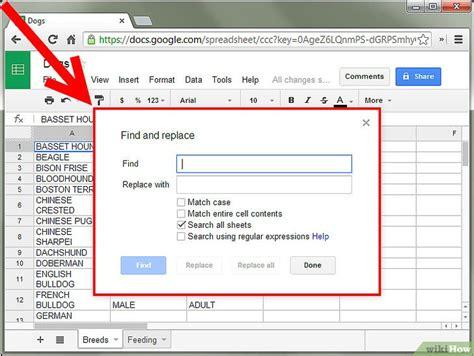 Como Pesquisar Numa Planilha Do Google Docs 6 Passos 7 Does Docs