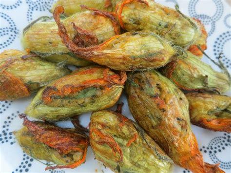 fiori di zucchine ripiene al forno fiori di zucca ripieni al forno buonissimo