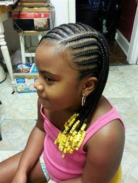 little girl hairstyles braided to the side little girl braided hairstyles