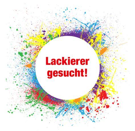 Kfz Lackierer Gesucht by Lackierer Gesucht M W Standort Ibbenb 252 Ren
