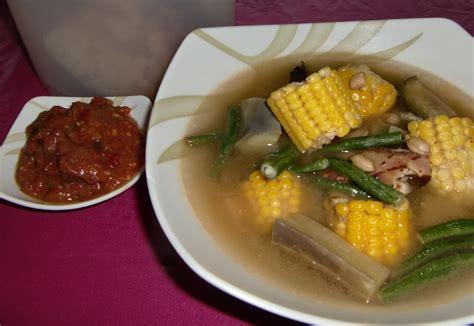mirajuls blog makanan indonesia  enak  pake