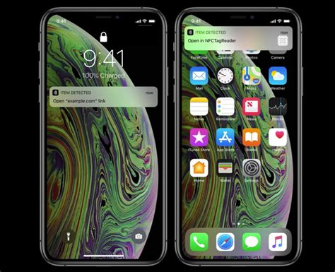 iphone xs iphone xr improvement to near field communication allowing for easier interactions
