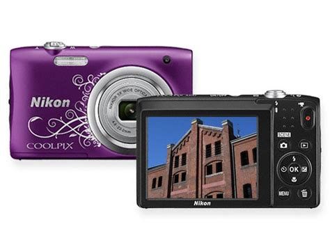 Kamera Nikon A100 appareil photo nikon coolpix a100 fiche technique