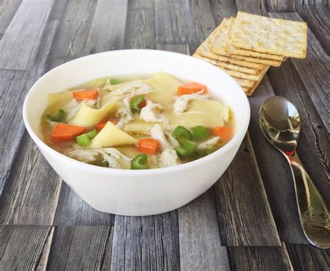 how to make chicken noodle soup iii glorious soup recipes