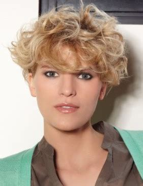 pictures short hairstyle curls and volume above ears short haircuts for curly hair divahair