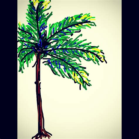 free christmas palm tree clipart collection
