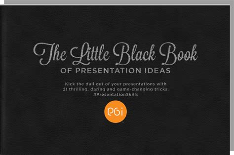 New Ebook Puts Oompf Back Into Presentation Skills Pgi Interesting Powerpoints
