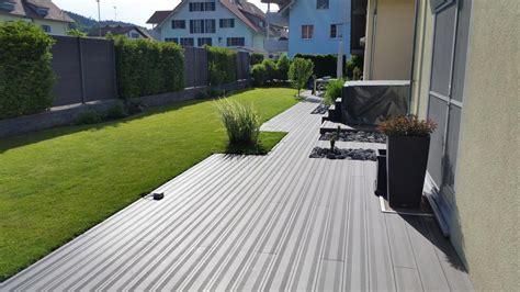 terrasse anthrazit wpc terrassen und sichtschutz gallerie wpc terrassen profi
