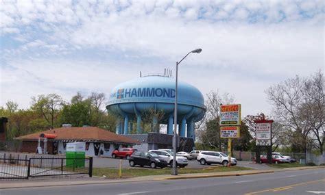 house of pizza hammond in hammond water tower hammond indiana indiana and lake michigan p