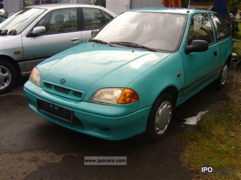 automobile air conditioning service 1998 suzuki swift auto manual 1998 suzuki swift 1 3 gls 2 x heater air bag car photo and specs