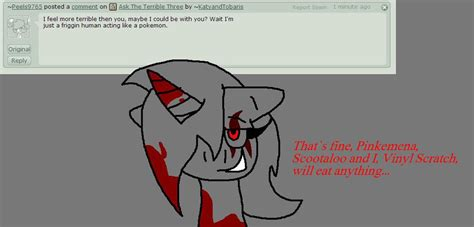terrible three ask the terrible three 3 by bubble empress on deviantart