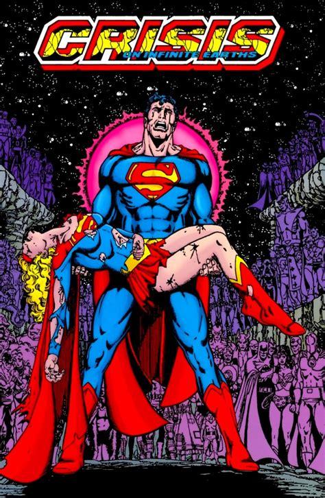 crisis on infinite earths throwback thursday recalling dc comics crisis on