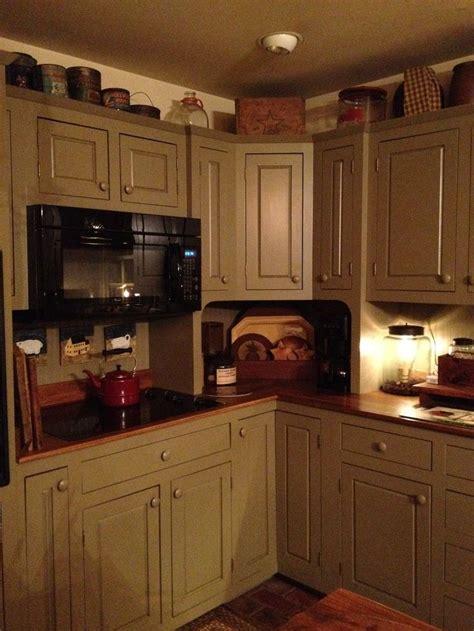 Primitive Kitchen Cabinets | best 25 primitive kitchen cabinets ideas on pinterest