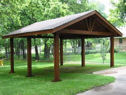Lewisville Arbors & Patio Covers   Impact Landscapes