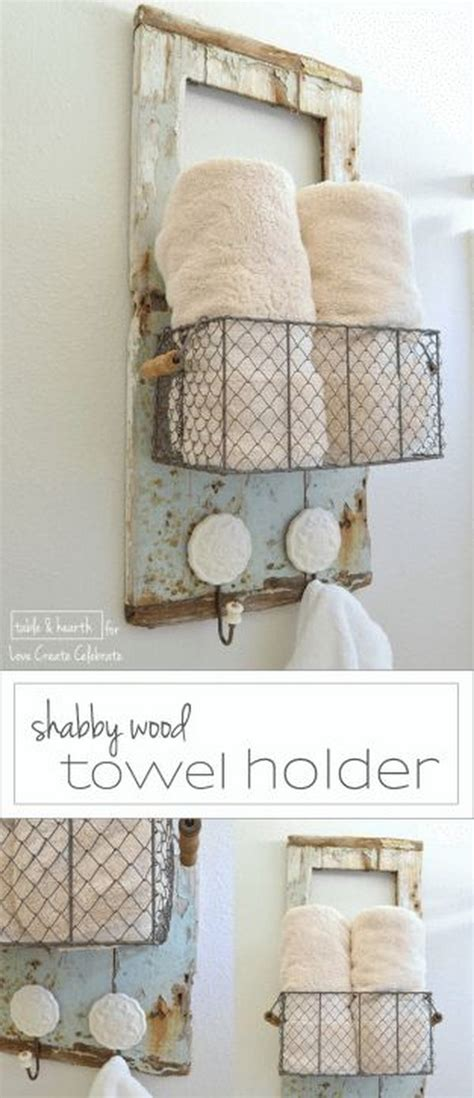 badezimmer deko shabby chic 50 amazing shabby chic bathroom ideas