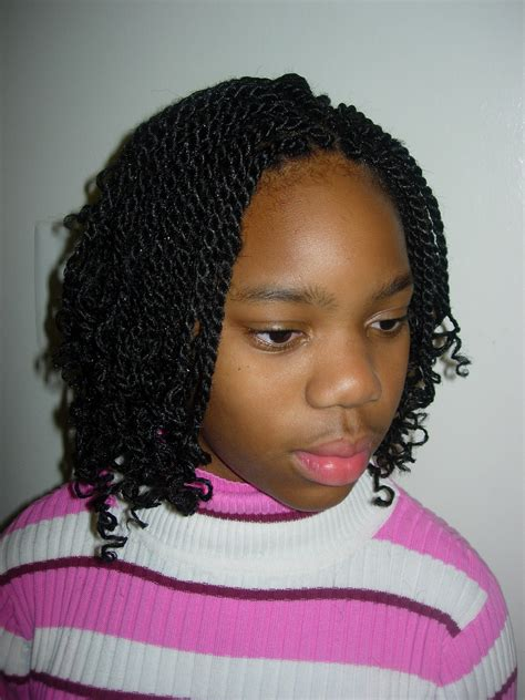 Braids For Nappy | twist braids for kids www pixshark com images