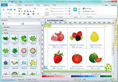 make flash cards free flash card design software