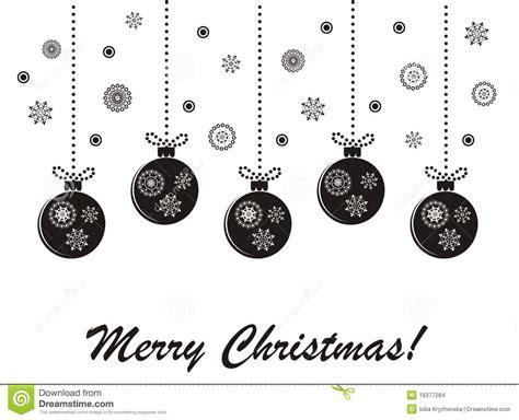 feliz navidad imagenes blanco y negro tarjeta blanco y negro de la navidad del d 237 a de fiesta