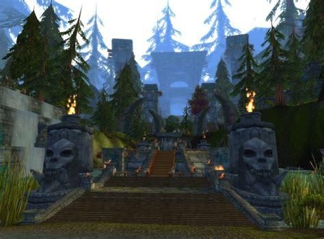 Seal Amani zul aman zone world of warcraft
